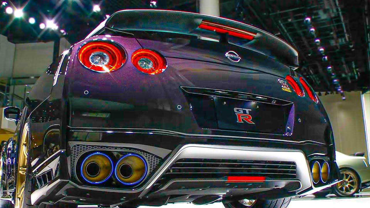 Download 2022 Nissan GT-R Premium Edition T spec & GT-R Track Edition NISMO T spec