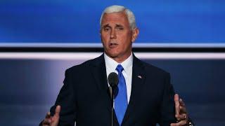Trump Running Mate Mike Pence Speaks at RNC (Full Speech)