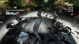 FUNHOUSE BRAWL | Batman: Arkham City - Challenge Mode #5 (Batman Edition)