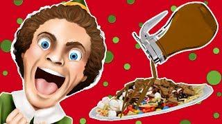 Buddy The Elf Spaghetti Breakfast | WigglePop