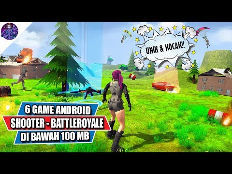6 Game Android Shooter Bergaya Battleroyale dengan Ukuran Download di Bawah 100 MB - 동영상