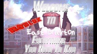 Roblox - 🏠Bienvenue à East Brickton🔫 (UNRELEASED ROLEPLAY GAME) Toutes les infos jusqu'à présent!