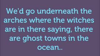 Cemeteries of London - Coldplay [Lyrics Video]