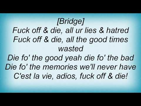 Kid Rock - FOAD Lyrics