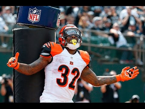 Jeremy Hill 2015 Highlights