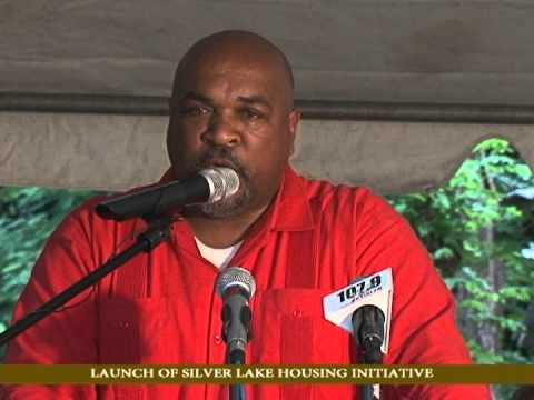 GIS Dominica: Launch of Silver Lake Housing Initiative