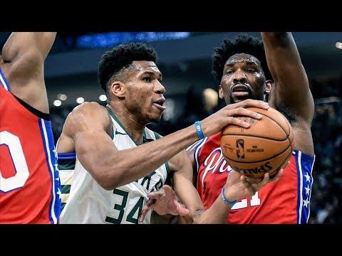 Giannis 31 Pts! Bucks Beat 76ers By 21! Pts! 2019-20 NBA Season