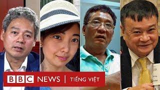 Triển vọng quan hệ Việt-Mỹ trước Đại hội 13 và căng thẳng Biển Đông - BBC News Tiếng Việt