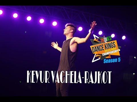 Keyur Vaghela(Rajkot)|Lyrical Dance|-INDIAS DANCE KINGS 2018-SEASON 5