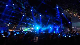 Clockwork at EDC 2013 Playing Benny Benassi - Satisfaction (RL Grime Remix) [TRAP]