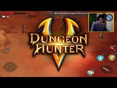 Dungeon Hunter 5 - First Impressions!