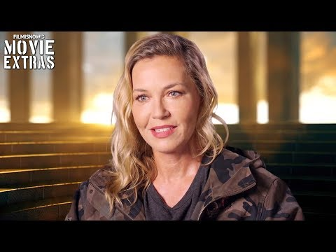 Wonder Woman | On-set visit with Connie Nielsen