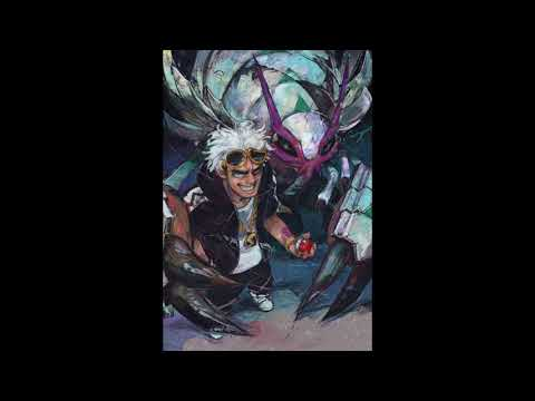 Pokémon Sun & Moon Epic Metal Remix - Team Skull Leader Guzma Battle - by Little V Mills - Extended
