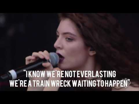 Lorde's Top 11 Lyrics of All Time