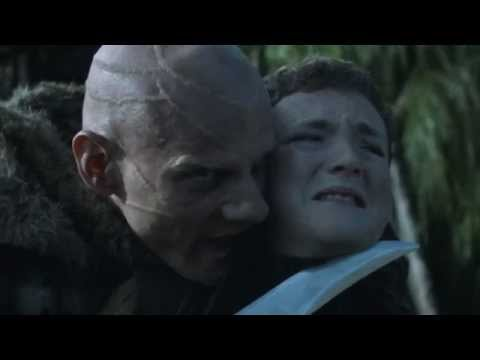 Game of thrones season 4 episode 3 - Wildlings attack village - Ygritte, Tormud, Styr