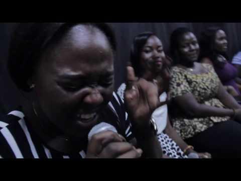 Overflow Inc Sings Sinach's Way Maker Medley........