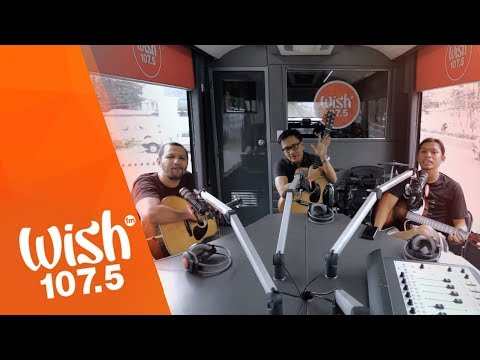 """3D (Ebe, Johnoy and Bullet) perform """"Burnout"""" LIVE on the Wish 107.5 Bus"""