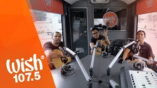 "3D (Danao, Dancel, Dumas) perform ""Burnout"" LIVE on the Wish 107.5 Bus"