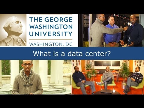 The George Washington University Data Center Tour-S7 Ep.11  - TechTalk With Solomon | Talk Show