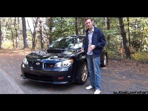 Review: 2006 Subaru WRX STI