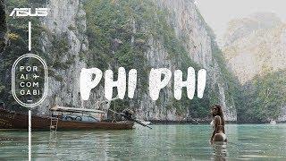 Baixar PHI PHI: As Ilhas Mais Bonitas da Tailândia | POR AI COM GABI ASUS ep. 3