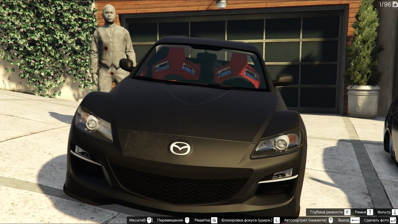 GTA 5 Mazda RX8 Spirit R 2012