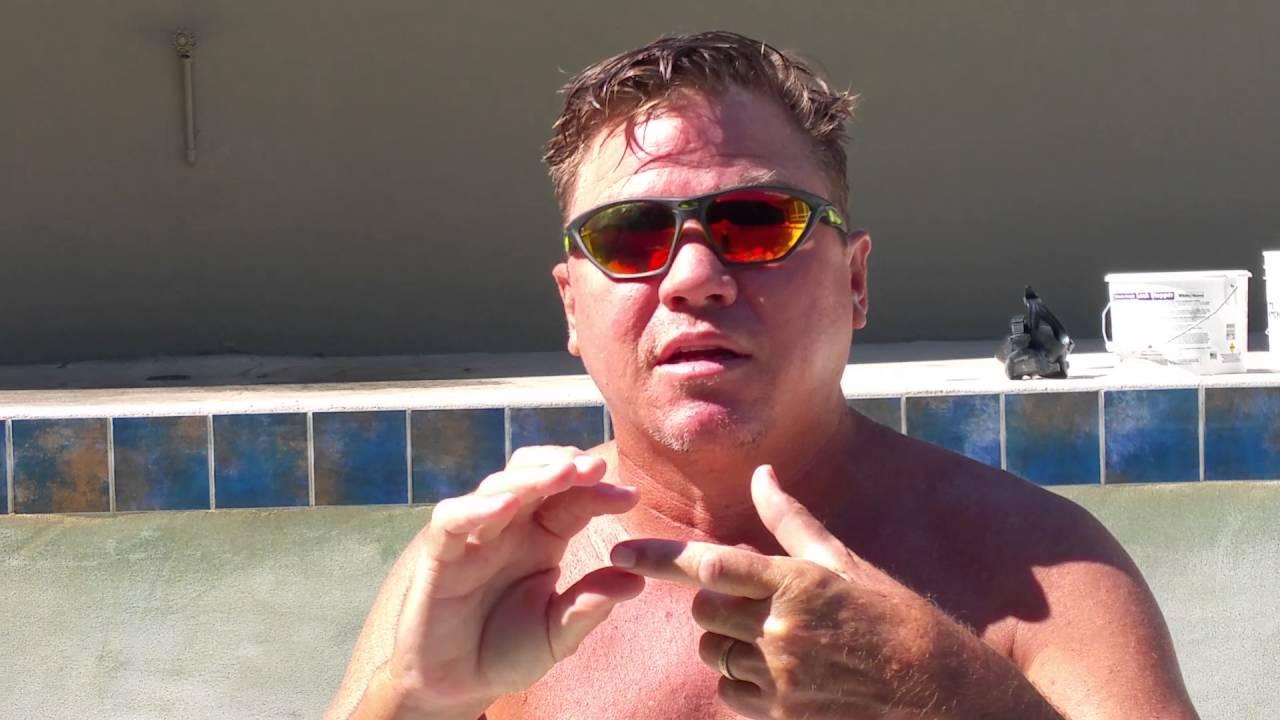 Swimming Pool Main Drain Leak Repair Orlando Florida Scott