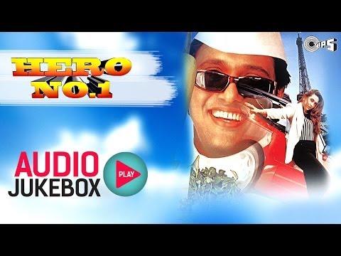 Hero No 1 Full Songs Audio Jukebox   Govinda, Karisma Kapoor, Anand Milind