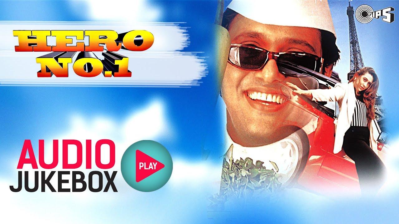 Download Hero No.1 Full Audio Songs   Govinda   Karisma Kapoor   90's Blockbuster Hindi Songs
