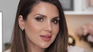 SIMPLE AND EASY MAKEUP LOOK FOR WORK | ALI ANDREEA