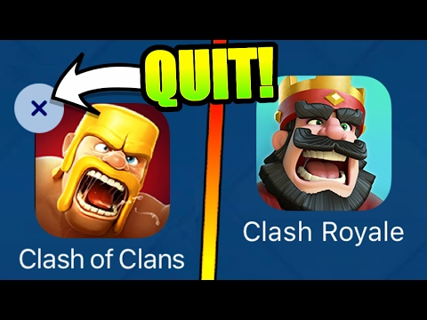 10 YOUTUBERS WHO QUIT CLASH OF CLANS!!!