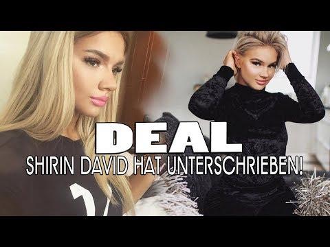 SHIRIN DAVID holt Mega DEAL ❤ Das neue Werbegesicht bei DOUGLAS ?!