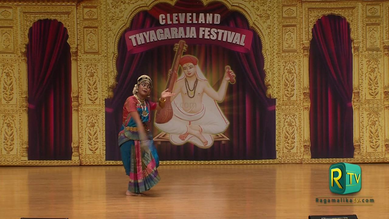 Cleveland Thyagaraja Festival Dance Competition - Finals part 2