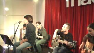 07 Shutter Down - Sitting On The Dock Of The Bay (Otis Redding Acoustic Cover @Fnac Viseu 14-10-12)