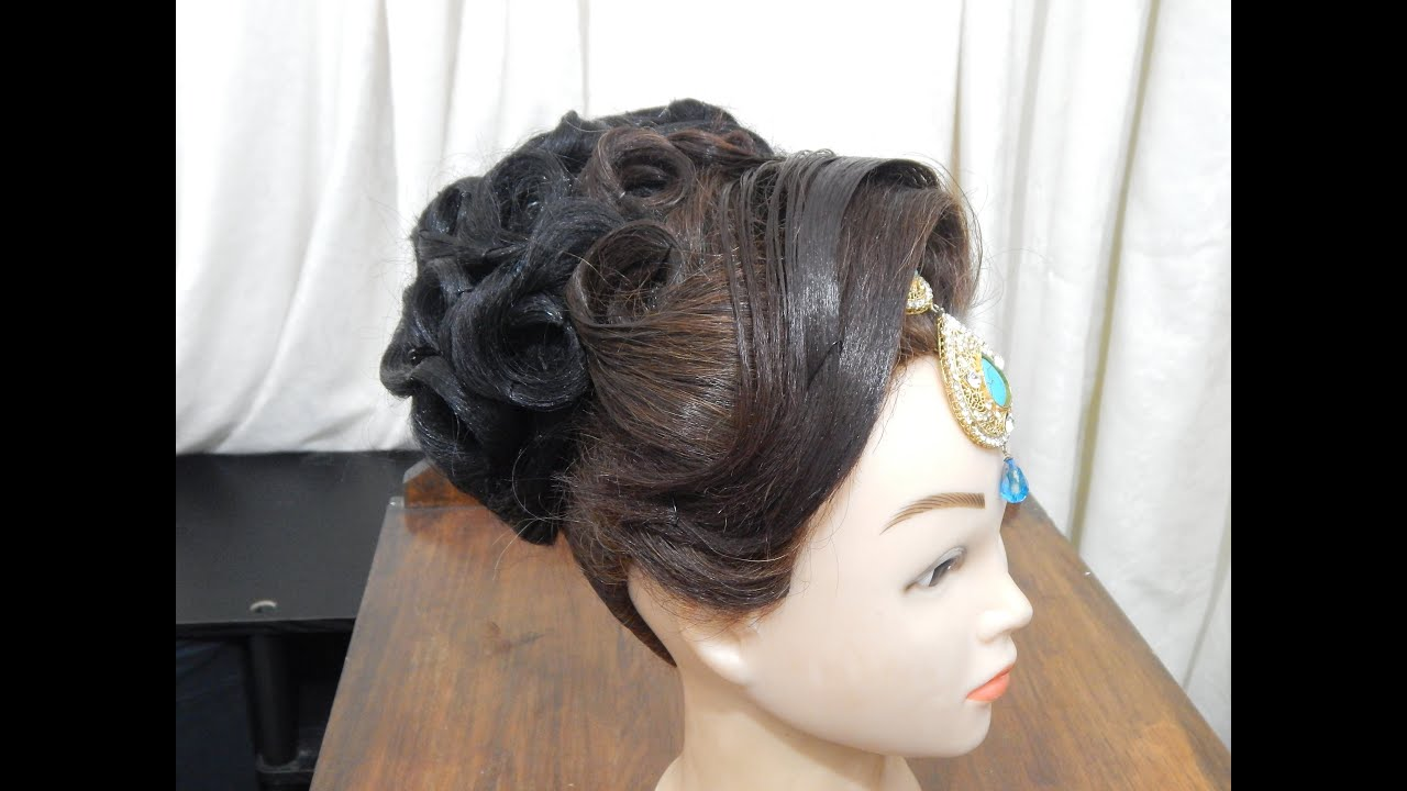 maxresdefault - Asian Wedding Hairstyles 2017