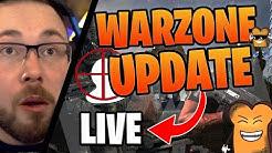UPDATE! Warzone Update - COD MW Modern Warfare Warzone Live Stream Deutsch
