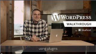 WordPress Walkthrough Series (6 of 10) - Using Plugins