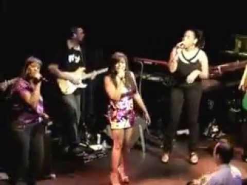 "Coko, Shanice, & Nicci Gilbert - ""I'm Every Woman"" Live (2008)"