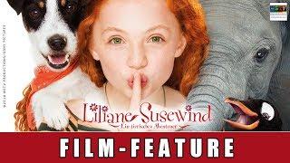 Liliane Susewind - Ein tierisches Abenteuer | DAS IST BEI DEN DREHARBEITEN PASSIERT | Malu Leicher