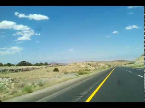 Tiny Dancer on the radio while driving thru Utah