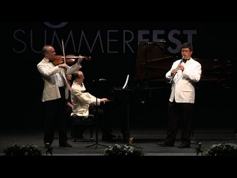 Mozart, the Sublime Spirit - La Jolla Music Society SummerFest 2011