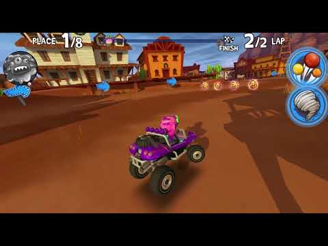 Beach Buggy Racing 2 Gameplay - Riptide Gulch