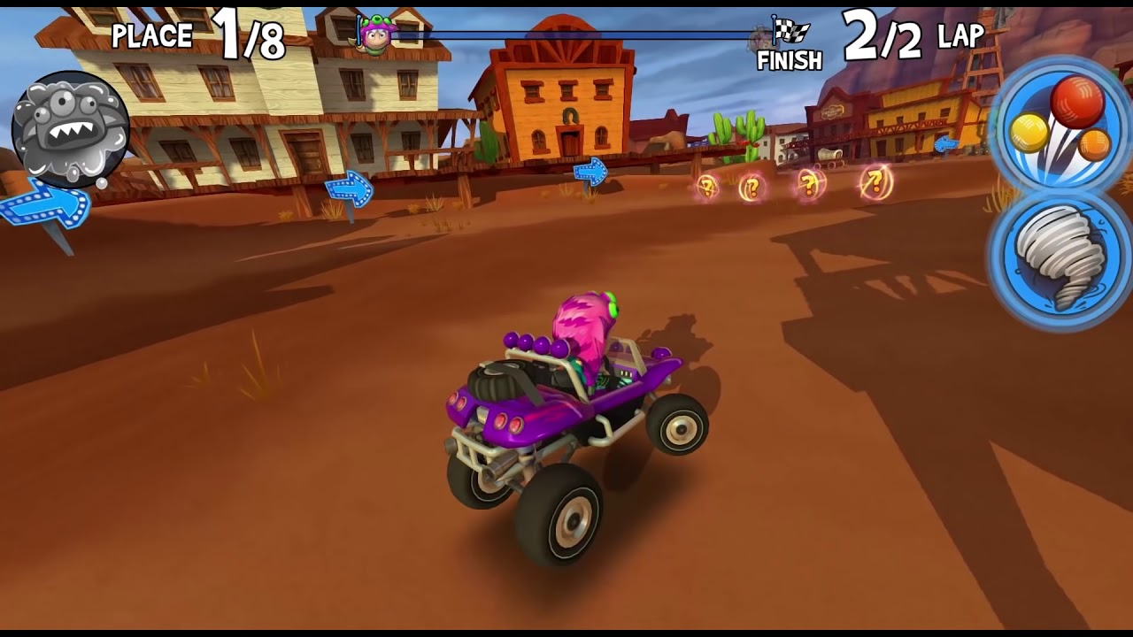 Beach Buggy Racing 2 Gameplay – Riptide Gulch  #Smartphone #Android