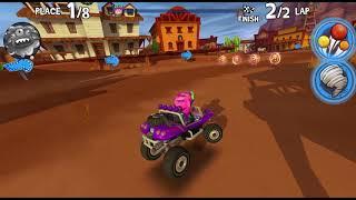 Beach Buggy Racing 2 Gameplay - Riptide Gulch