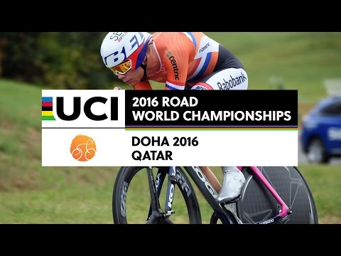 Men U23 Individual Time Trial - 2016 UCI Road World Championships / Doha (QAT)