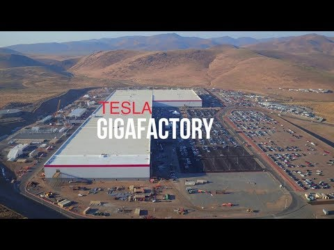 21 incredible facts about Elon Musk's Gigafactory | Tesla Gigafactory