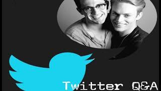 Twitter Q&A: Will+James
