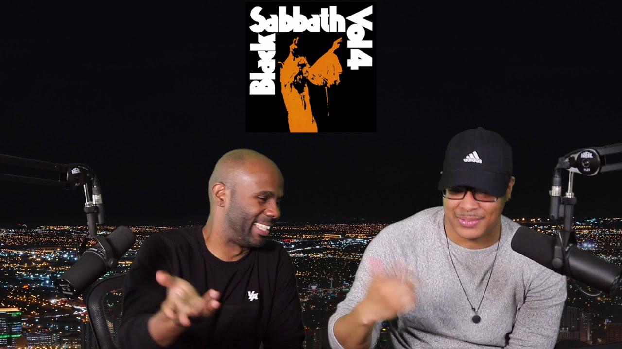 Black Sabbath - Snowblind (REACTION!)