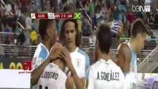 اهداف مباراة أوروجواي و جامايكا 3 0 حماد العنزي كوبا امريكا HD