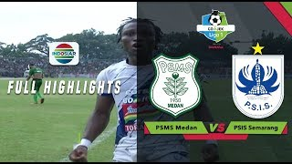 Download Video PSMS Medan (2) vs (3) PSIS Semarang - Full Highlights | Go-Jek Liga 1 Bersama Bukalapak MP3 3GP MP4